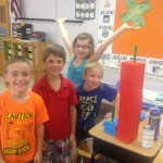 Problem solving: Representing large numbers takes a group!