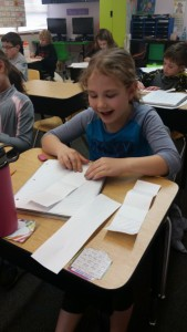 Folding and coloring? Yes, they help us compare fractions!